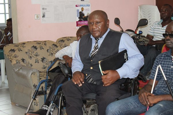 FEGOPH : Lionel Bakita Nzamba président sortant recalé