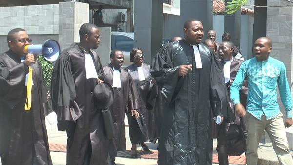 Les magistrats ordonnent au ministère de l'Egalité des chances de libérer leur bâtiment