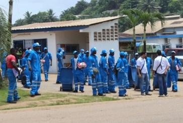25 ouvriers d'Averda déférés au parquet pour trouble à l'ordre public