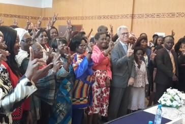Forum des femmes leaders pour consolider la paix au Gabon