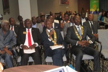 Action professionnelle du Rotary Club Libreville  Doyen