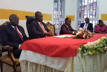 Les Mamboundouistes  dénoncent la confiscation du salaire depuis 8 ans  du Dr Sylvain Léka