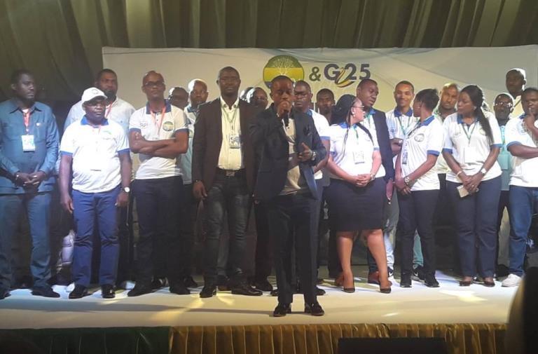 Lancement imminent de l'AJEV Solidaire, un incubateur pour subventionner les projets des jeunes entrepreneurs gabonais