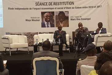 Autopsie puante d'Olam au Gabon par Mays Mouissi et Marc Ona Essangui