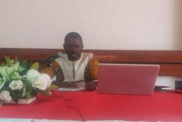 Le Pr Boundzanga propose au Gouvernement des pistes pour relancer l'économie