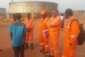 Grève chez Total Gabon: l'administration appelle à des négociations sur le service minimum