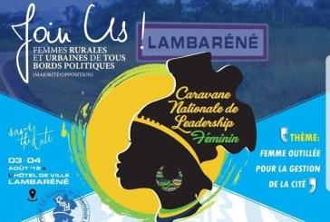 Formation sur le leadership : lancement vendredi de la caravane à Lambaréné