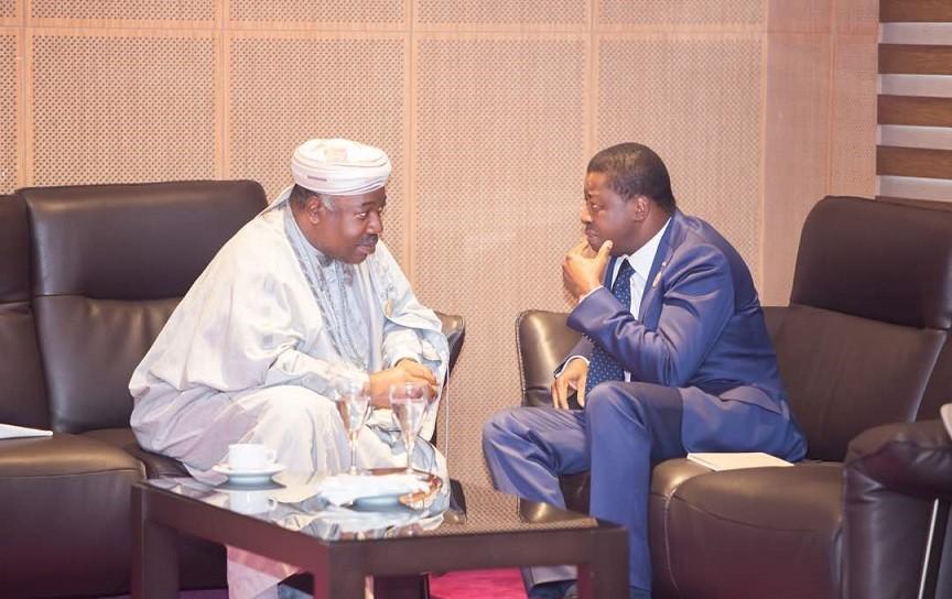 Faure Gnassingbé attendu à Libreville jeudi