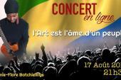 Célébration du 17 août 2018 : l'artiste Annie Flore Batchiellilys offre un concert gratuit en ligne