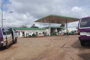 Pénurie de carburant à Libreville, l'incendie à la SGEPP à l'origine