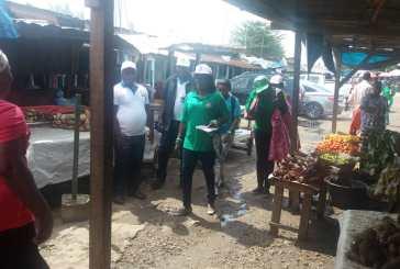 Législatives 2018 : Hortense Nse Mvie et Prisca Ndoungou Moughola au contact des électeurs