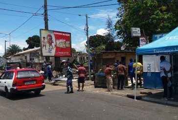 La police lance un plan de destruction des repères des bandits à Libreville