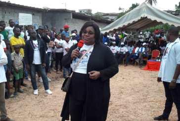 Législatives 2018 : Patricia Tayé Zodi à la conquête du 4ème arrondissement de Libreville