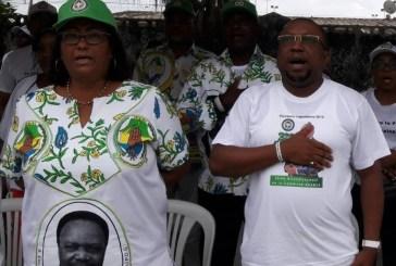 Législatives et locales 2018 : Joseph Minko Olenga et Chantal Sino font la revue des troupes pour s'assurer d'une belle victoire