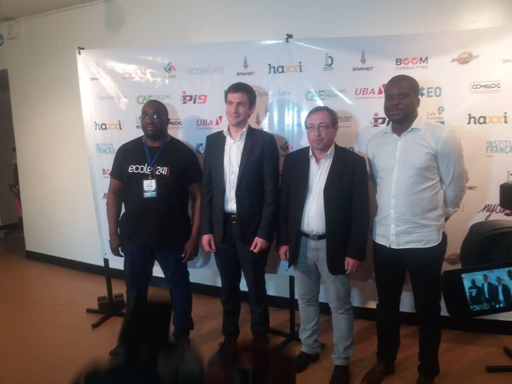 Haut Ogooué : le projet ''Coup de pouce'' consacre sa 2e édition au soutien de l'entreprenariat des jeunes