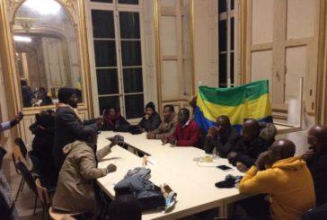 Des activistes gabonais de France chahutent une messe d'actions de grâce en faveur d'Ali Bongo