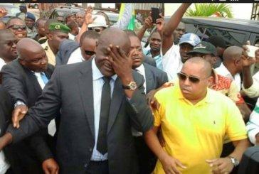 Maixent Accrombessi éconduit de l'hôpital militaire de Rabat