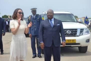Ali Bongo a quitté Rabat pour Libreville