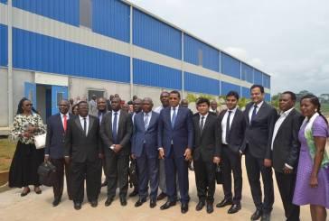 Le patron de la CEMAC explique aux industriels de Nkok les critères pour exporter vers la CEMAC et la CEEAC