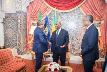 Ali Bongo préside ce mardi son premier conseil des ministres 4 mois après un AVC