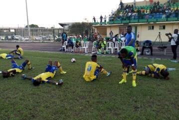 Football : un joueur gabonais est mort en plein match à Libreville