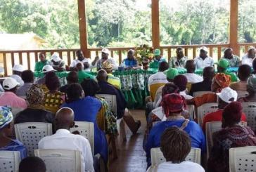 Canton Bokoué : le PDG a célébré son 51ème  anniversaire sous le sceau du vivre ensemble
