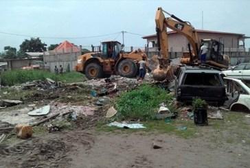 La CDC expulse les squatters de son site de Mindoubé pour construire 320 logements