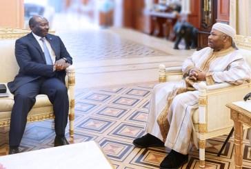 Ali Bongo exhorte BGFIBank d'accompagner les PME et les grandes entreprises gabonaises