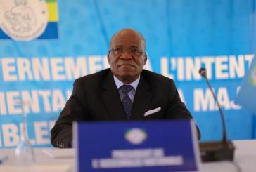 L'opposition ne constitue plus une menace pour le régime d'Ali Bongo selon Faustin Boukoubi