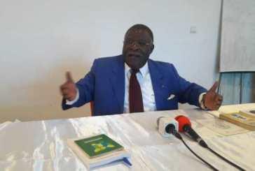 Louis Gaston Mayila réitère son appel à la réconciliation nationale pour sauver le Gabon d'un eventuel chaos