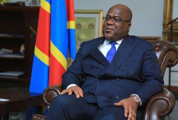 Première visite officielle de Félix Tshisekedi mardi à Libreville