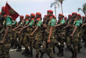 Le Tsunali balaie plusieurs chefs militaires de la présidence au B2