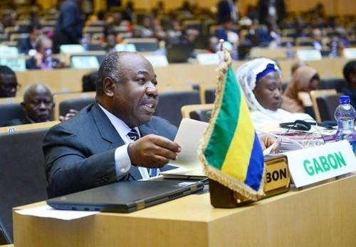 Ali Bongo Ondimba ouvre les travaux du IXe sommet extraordinaire de la CEEAC