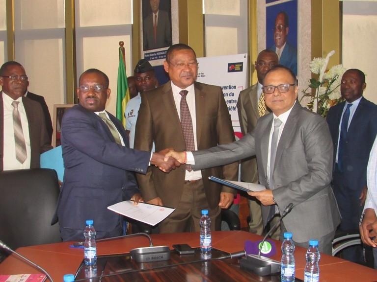 Manganèse d'Okondja : une convention pour lancer la production
