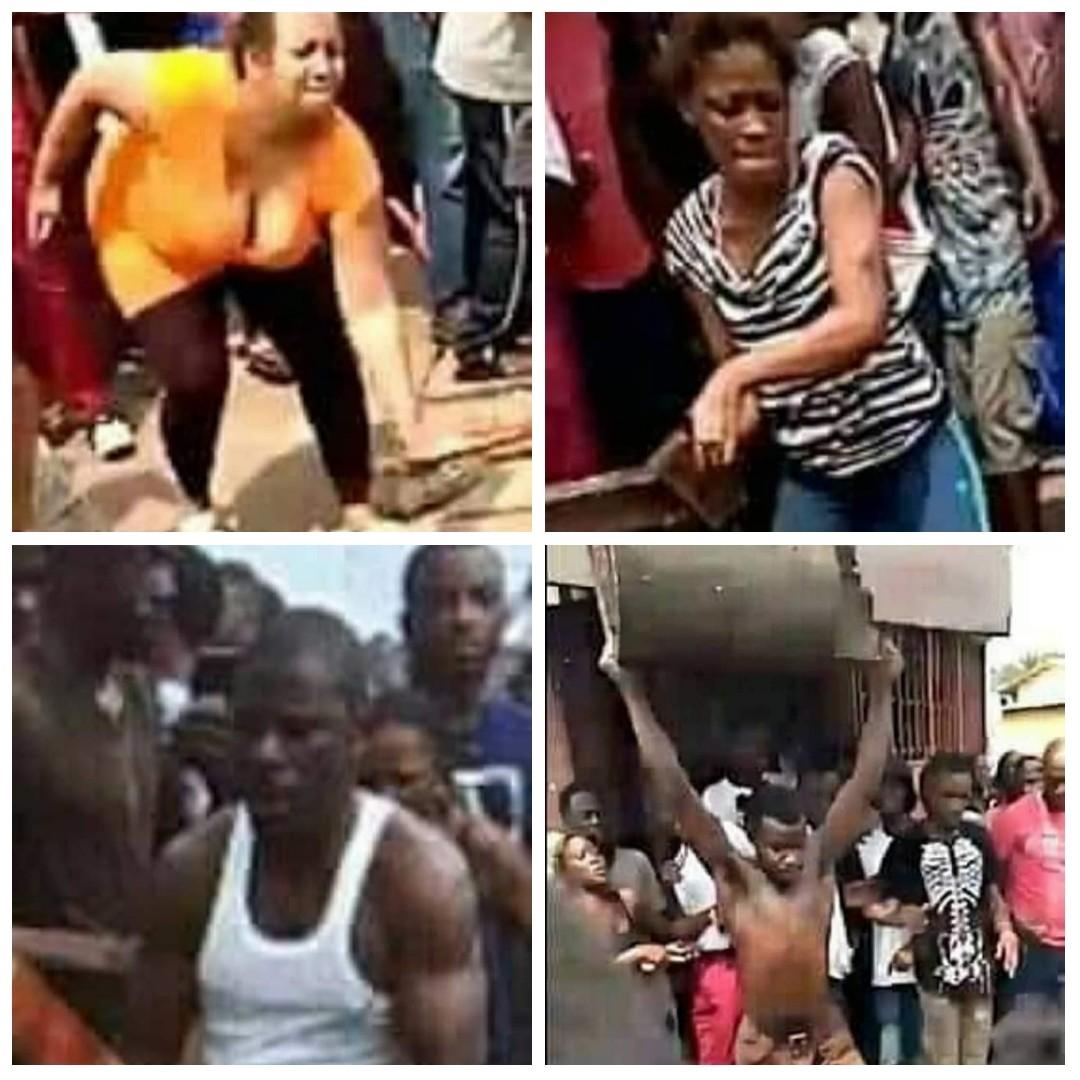 Justice populaire : Dix-sept personnes en garde à vue après les violences de vendredi