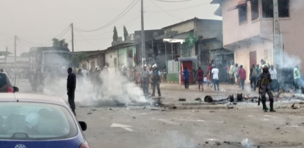 C'est inexcusable. C'est intolérable, la mort de deux gabonais lynchés par la foule (Ali Bongo Ondimba)