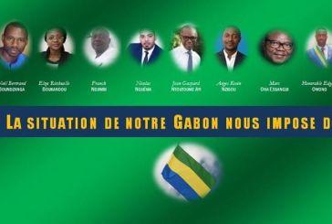 Le mouvement citoyen Appel à agir réclame toujours la vacance du pouvoir au Gabon
