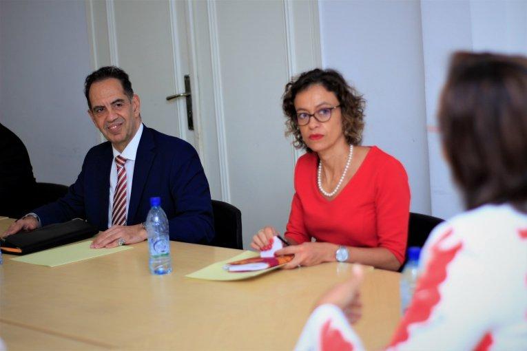 E-gouvernement: perspective d'un accompagnement de la Banque européenne d'Investissement
