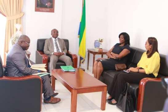 Santé et Solidarité: La Banque mondiale va accompagner le Gabon