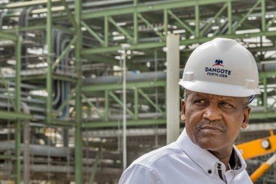 Le milliardaire nigérian Dangote débarque au Gabon pour implanter une usine de ciment