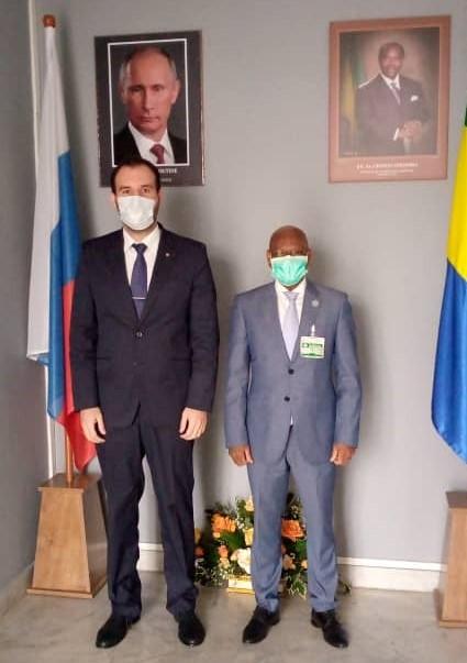 Le patron de la CEEAC explore les pistes de coopération avec la Russie