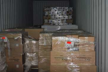 Le Samu social réceptionne un conteneur de médicaments d'une valeur de 650 millions de FCFA