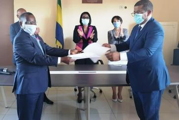 Le Gabon et la COMILOG scellent un Addendum à la convention minière pour booster le développement local de Moanda