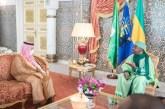 Le ministre saoudien des Affaires étrangères chez Ali Bongo Ondimba