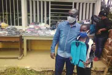 Rentrée scolaire : des sacs et vêtements pour les écoliers du canton Ellelem