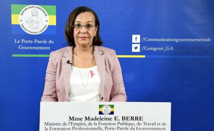 Communiqué final du conseil des ministres du 2 octobre 2020 + Nominations