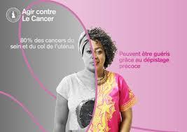 Octobre Rose 2020 au Gabon: 126 cas suspects des cancers féminins détectés