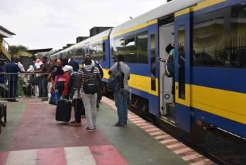 SETRAG annonce la reprise de ses activités sur l'ensemble de son réseau ferroviaire