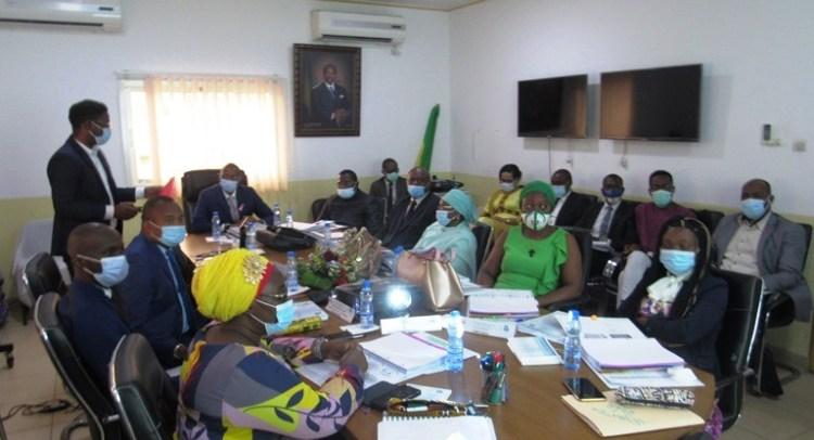 Les participants durant l'atelier de renforcement des capacités en gestion des deniers publics à SOGATRA le 23 octobre à Libreville © Gabonactu.com