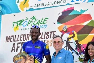Trophée du meilleur cycliste africain2020: aucun gabonais dans le top 10